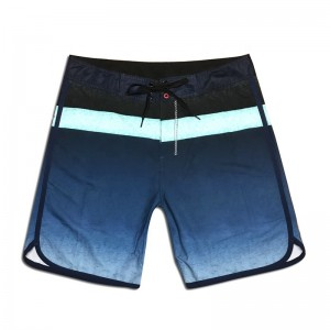 2020 High Quality Fashion Cheap Design Swimming Shorts Mens Swim Trunks With Waterproof Pocket